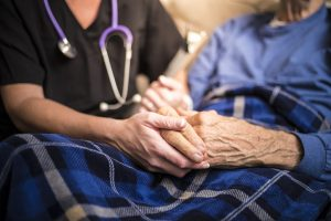 Hospice care answering service